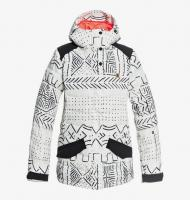 DC SHOES КУРТКА СНОУБОРДИЧЕСКАЯ LIBERTY Jkt J SNJT WEJ6 SILVER BIRCH MUD CLOTH A