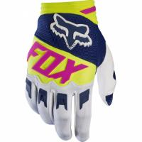 Мотоперчатки Fox Dirtpaw Race Glove Navy/White