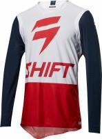 Мотоджерси Shift Blue 4th Kind Jersey Navy/Red